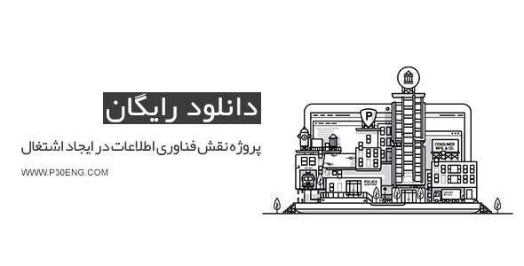 پروژه نقش فناوری اطلاعات در ایجاد اشتغال